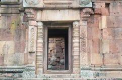 Het kasteel van de deursteen Royalty-vrije Stock Foto