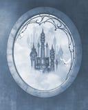 Het kasteel van de droom stock illustratie