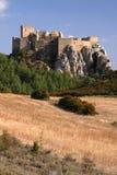 Het kasteel van de heuveltop Royalty-vrije Stock Fotografie