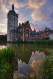 Het kasteel van de horst royalty-vrije stock foto's