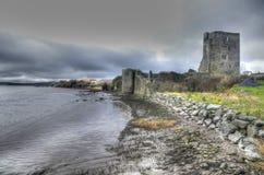 Het kasteel van de oma, Waterford HDR Stock Foto's