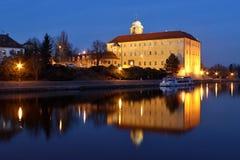 Het kasteel van de staat Royalty-vrije Stock Foto's