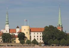 Het kasteel van de voorzitter Stock Foto