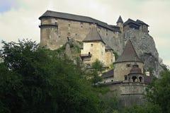 Het kasteel van de wacht. Royalty-vrije Stock Foto