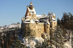 Het Kasteel van de Zemelen van Dracula royalty-vrije stock afbeeldingen