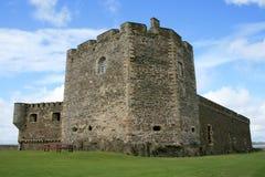 Het kasteel van de zwartheid Royalty-vrije Stock Foto