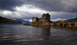 Het kasteel van Donan van Eilean Stock Afbeelding