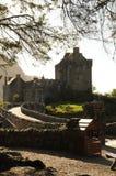 Het Kasteel van Donan van Eilean stock foto