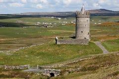 Het kasteel van Doonagore Royalty-vrije Stock Foto's