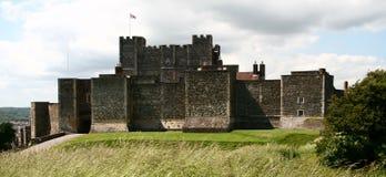 Het kasteel van Dover Stock Fotografie