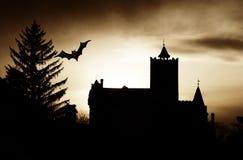 Het Kasteel van Dracula Stock Afbeelding