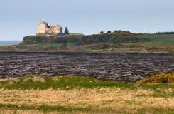Het kasteel van Duart Stock Afbeeldingen