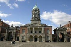 Het Kasteel van Dublin Royalty-vrije Stock Afbeeldingen