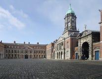 Het Kasteel van Dublin Stock Foto's