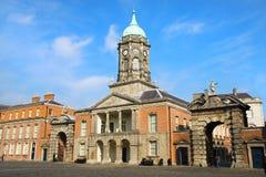 Het Kasteel van Dublin Royalty-vrije Stock Foto