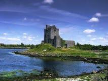 Het kasteel van Dunguaire Stock Foto