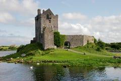 Het Kasteel van Dunguaire, Ierland Stock Foto