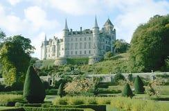 Het Kasteel van Dunrobin (Schotland) stock foto