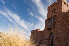 Het kasteel van Duwisib Stock Afbeeldingen