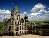 Het kasteel van Fairytale Stock Foto