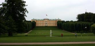 Het kasteel van Frederiksberg royalty-vrije stock foto's
