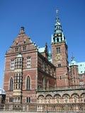 Het kasteel van Frederiksborg Royalty-vrije Stock Foto's
