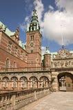 Het Kasteel van Frederiksborg Royalty-vrije Stock Fotografie