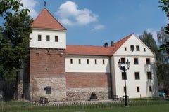 Het Kasteel van Gliwice Royalty-vrije Stock Afbeeldingen