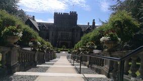 Het kasteel van Hatley royalty-vrije stock fotografie