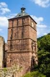 Het kasteel van Heidelberg Royalty-vrije Stock Foto