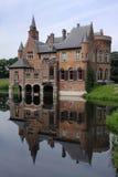 Het kasteel van het meer royalty-vrije stock afbeeldingen
