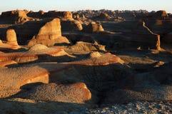 Het Kasteel van het Spook van Urho van Sunsets Royalty-vrije Stock Afbeeldingen