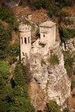Het kasteel van het sprookje Royalty-vrije Stock Afbeelding