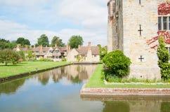 Het kasteel van Hever Royalty-vrije Stock Afbeelding