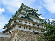Het Kasteel van Himeiji stock fotografie