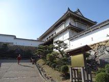 Het kasteel van Himeji Royalty-vrije Stock Afbeeldingen