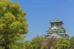 Het kasteel van Himeji, Japan stock afbeeldingen