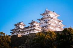 Het Kasteel van Himeji van Hyogo, Japan royalty-vrije stock fotografie