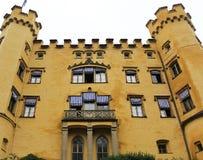 Het Kasteel van Hohenschwangau Royalty-vrije Stock Foto