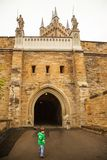 Het kasteel van Hohenzollern Royalty-vrije Stock Afbeelding