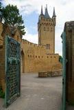 Het kasteel van Hohenzollern royalty-vrije stock afbeeldingen