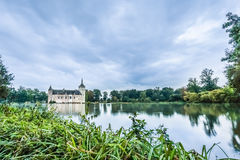 Het kasteel van Horst stock foto's
