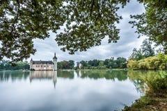 Het kasteel van Horst stock foto