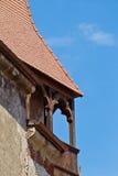 Het kasteel van Huniazilor stock foto's