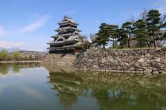 Het Kasteel van Japan Royalty-vrije Stock Afbeeldingen