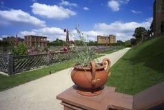 Het kasteel van Kenilworth Royalty-vrije Stock Afbeelding