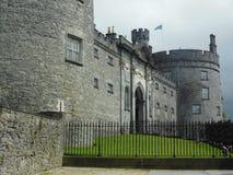 Het Kasteel van Kilkenny in Ierland Royalty-vrije Stock Afbeeldingen