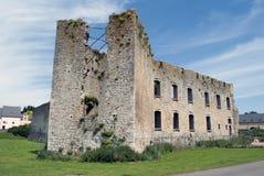 Het kasteel van Koerich, Luxemburg Stock Afbeeldingen