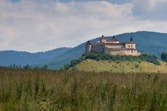 Het kasteel van Krasna Horka. Royalty-vrije Stock Afbeeldingen