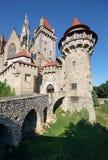 Het Kasteel van Kreuzenstein Lager Oostenrijk, Europa Royalty-vrije Stock Afbeelding
